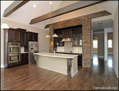 Beam Ceiling Photos | Open Beam Ceiling House Plans