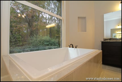 master bath tub photos