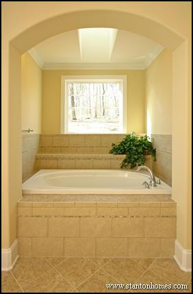 Master bath tub photos | Master bath tile ideas