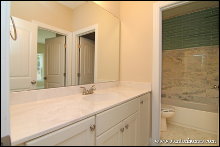 Kids bathroom ideas - How to design kid spaces into your new home