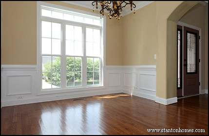 Top Wainscoting Ideas | Raleigh New Home Builders