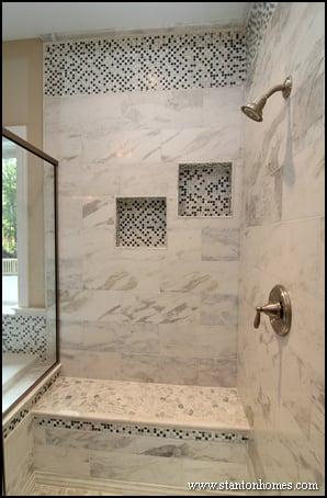 New Home Building And Design Blog Home Building Tips Shower - Custom tiled shower designs