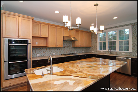 Island Kitchen Designs Photos and Tips