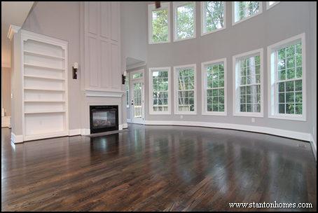 Fireplace Mantel Ideas | North Carolina New Homes
