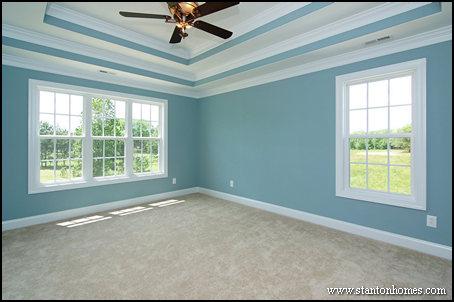 14 Trey ceiling designs for 2014 Durham custom homes