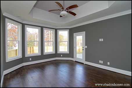 Trey Ceiling Photos | Chapel Hill New Homes