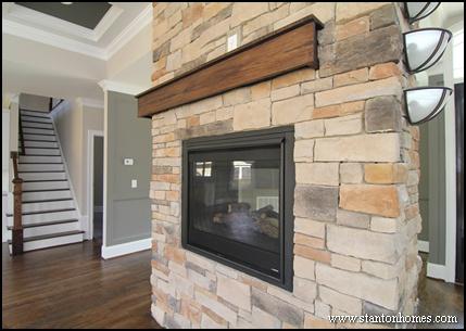 14 Custom fireplace designs for 2014