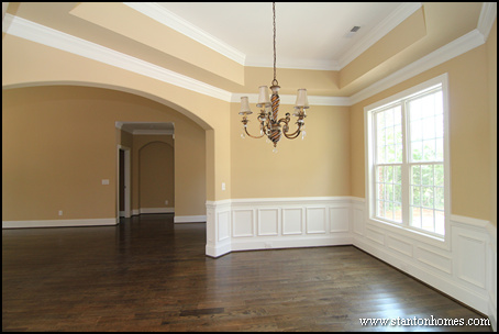 14 Trey ceiling designs for 2014 Durham custom homes