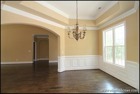 Trey Ceiling Photos | Chapel Hill New Homes