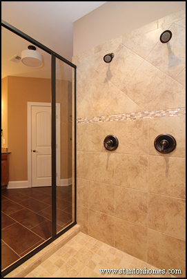 No Tub in Master Bath | 2017 New Home Trends