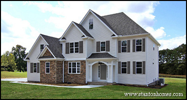 Where can I find a mother in law suite home in Raleigh?   MIL Homes Raleigh