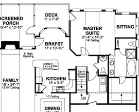 Master Bathroom Floor Plans. No Tub In Master Bath | 2017 New Home Trends  Bathroom
