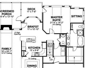 Master Bathroom Floor Plans. No Tub In Master Bath | 2017 New Home Trends  Bathroom