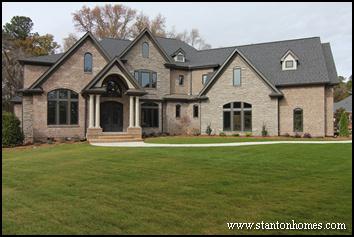 Full Brick Homes | Brick Home Builders