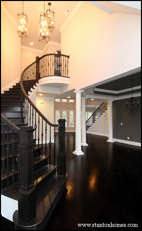 Two Story Foyers | Two Story Foyer Lighting