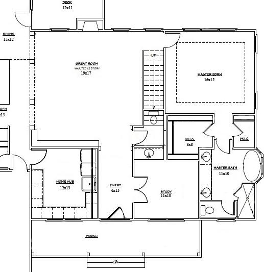 Bathroom Design Photos | Raleigh NC New Homes