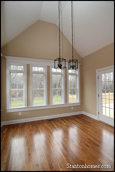 Types of ceilings: Guide to popular ceiling styles in NC new homes