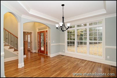 Attractive Types Of Ceilings: Guide To Popular Ceiling Styles In NC New Homes