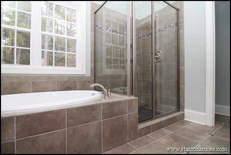 Bathtub Tile Surrounds | Raleigh Custom Homes