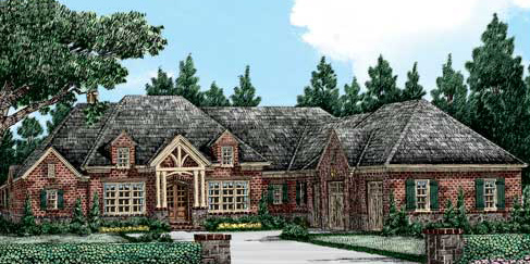 Most Popular Craftsman Home Design   Raleigh New Home Builders