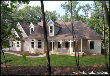 New Home Exterior Styles