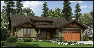 New Home Building and Design Blog | Home Building Tips | Craftsman Single Story Craftsman Home Designs on single story european home plans, single story contemporary home designs, single story cabin homes,