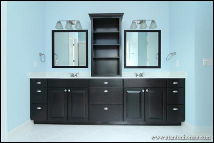 Design Photos Raleigh NC New Homes - Bathroom vanities raleigh nc for bathroom decor ideas