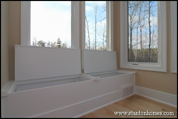 Exceptionnel Window Benches With Storage | Built In Bench Ideas
