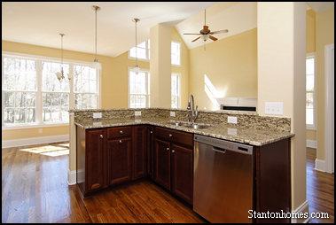 Kitchen Floor Plans With An Island | Kitchen Floor Plan Design Part 66