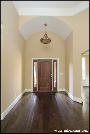 Barrel Vault Ceiling | Custom Home Builder