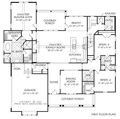 Pocket Office House Plans Best Floor Plans With Pocket Offices - Home floor plans with prices