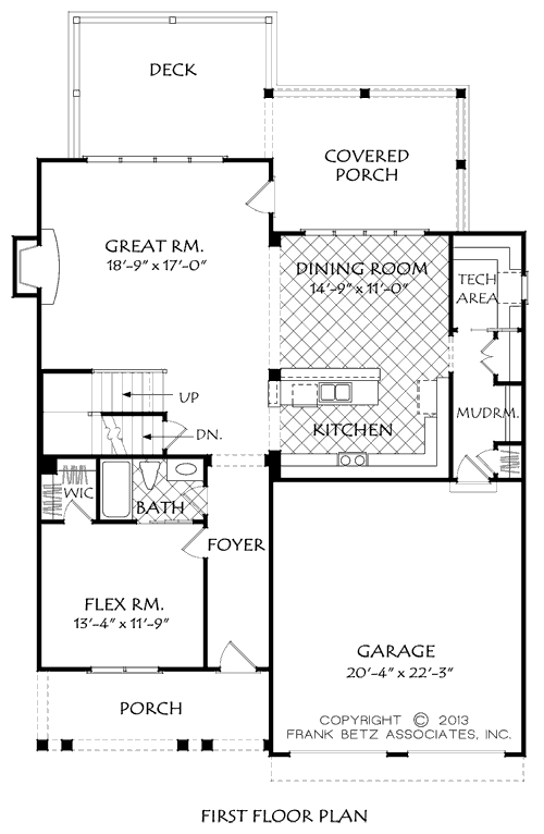 Top 10 Floor Plans | North Carolina Custom Home Builder
