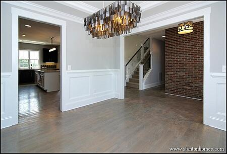 Full Brick Homes | Brick Home Builders