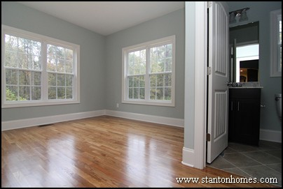 How many bathrooms do you need? Raleigh New Homes