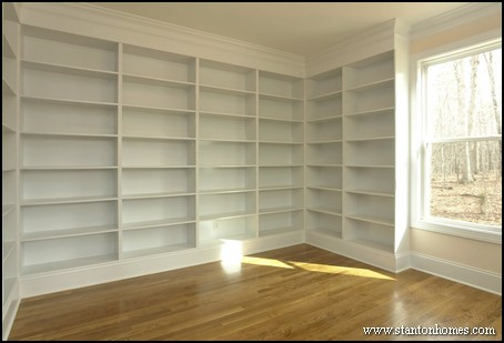 New Home Building And Design Blog Home Building Tips Built In - Built in bookshelves