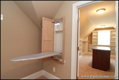 Mirror Ironing Board Closet Sevenstonesinc