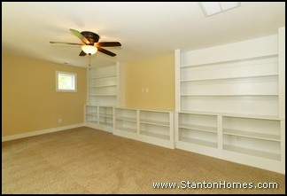 Bookcase Storage Design Ideas | Built in Bookcase