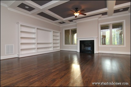 Raleigh Custom Home Builder   How Tall Should Ceilings Be?