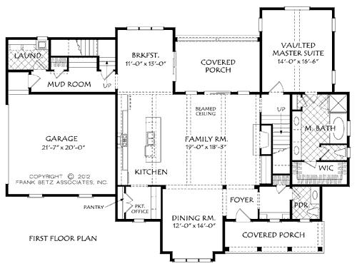 Pocket Office House Plans Best Floor Plans With Pocket Offices - Floor Plans For New Homes