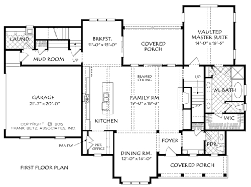 High Quality Pocket Office House Plans | Raleigh New Homes