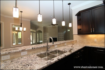 Kitchen Lighting Tips   Raleigh New Homes