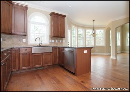 Contemporary Kitchen Photos | Raleigh Modern Homes