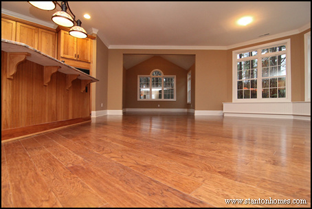 Types of hardwood flooring | Hardwood flooring color trends 2014