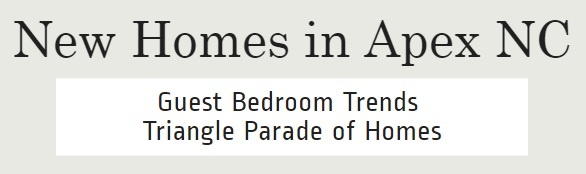 Guest Bedroom Downstairs   Apex Custom HomeBuilders
