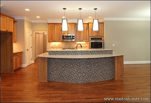 Kitchens Open to Living | Great Room Open to Kitchen