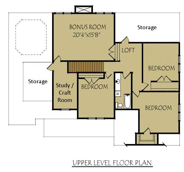 262 Brookhaven Way Pittsboro | Horizon Custom Home for Sale