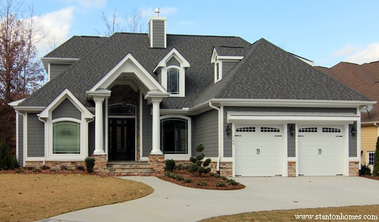 New Home Building And Design Blog Home Building Tips Gray Exterior Colors