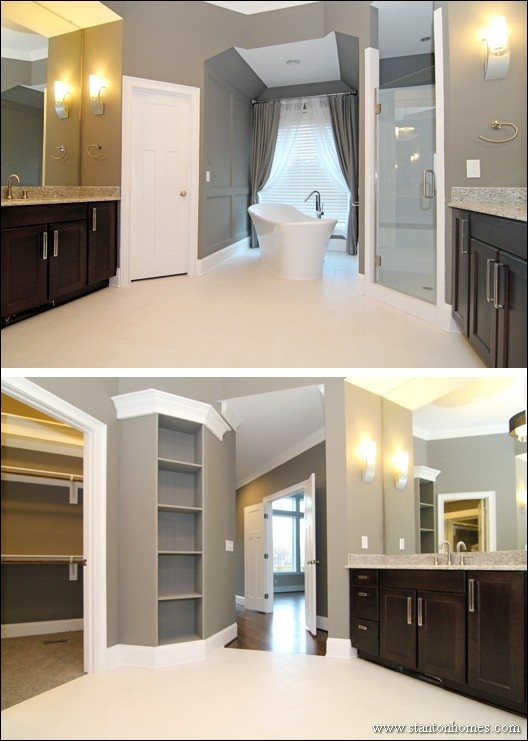 Best Designs for the Master Bath | Raleigh Custom Home Builders