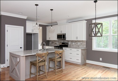 Kitchens and Pantries | Triangle Parade of Homes 2016