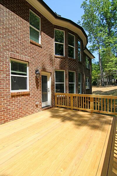 Move In Ready New Homes Chapel Hill NC    Outdoor Living Homes